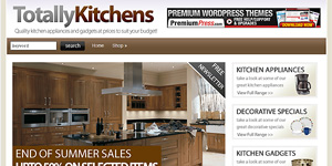 Kitchen Shop Theme